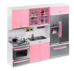 Кухня для кукол Modern Kitchen (для барби и др.)