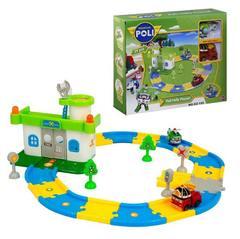 Игровой набор Робокар Поли парковка (Robocar Poli)