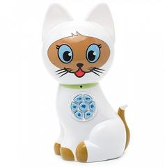 Интерактивная игрушка Кошка Соня (белая)